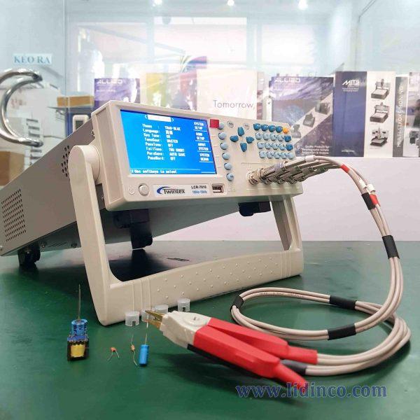 Thiết bị đo LCR Twintex 7200, 40Hz – 200KHz