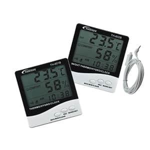 đồng hồ đo nhiệt và ẩm