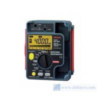 Máy đo điện trở cách điện Sanwa MG1000