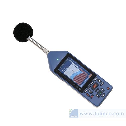 Máy đo và phân tích âm thanh độ rung Nor150
