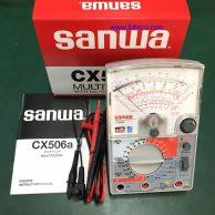 Đồng hồ vạn năng kim Sanwa CX506a