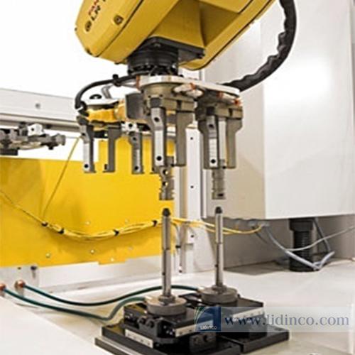 Tay robot cho máy mài phẳng