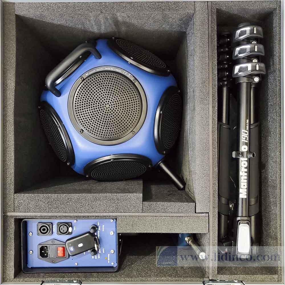 Bộ thiết bị đo lường âm học phòng Building Acoustic