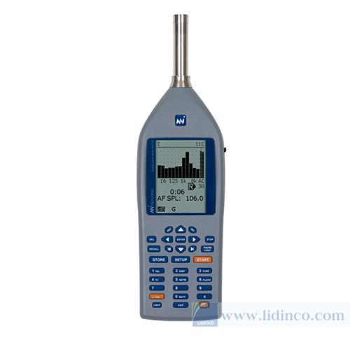 Máy đo độ ồn và phân tích dải tần Nor132,131