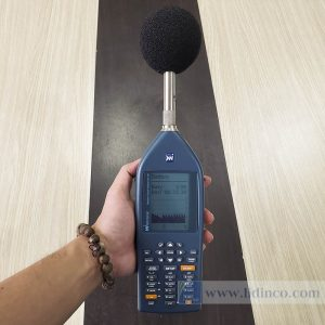 Máy đo độ ồn và phân tích dải tần Building Acoustic Nor140