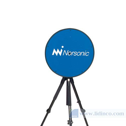 Thiết bị ghi hình ảnh tiếng ồn Acoustic Camera Nor848A