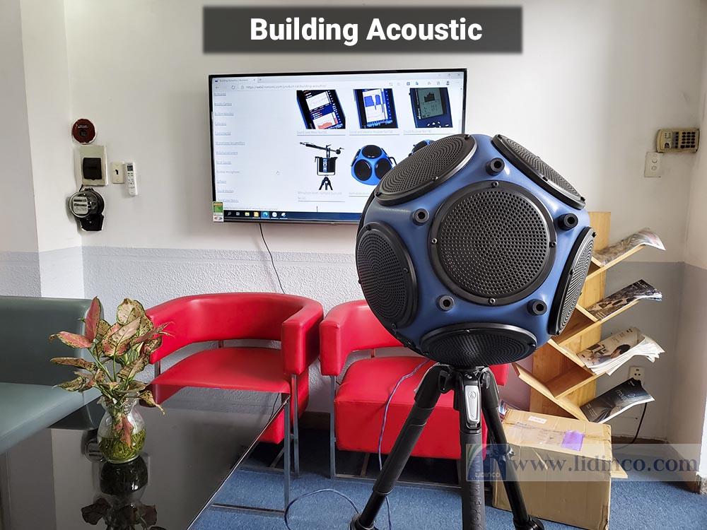 Xây dựng âm học công trình Building Acoustic