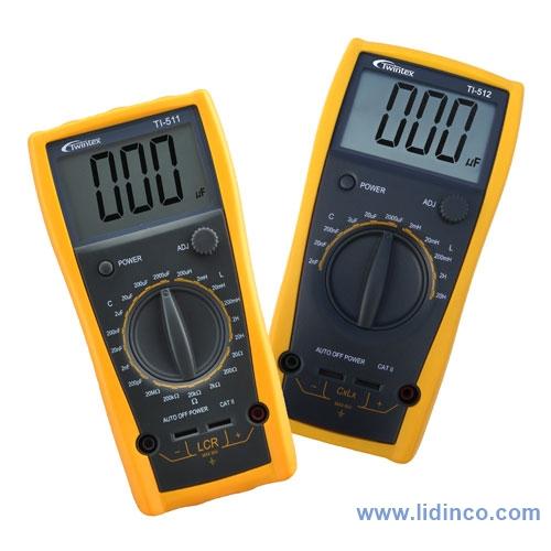 Đồng hồ đo LCR Twintex TI 511