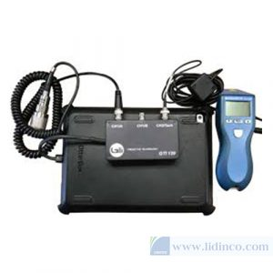 Wired DAQ for Ipad Vibration analyzer and balancing system