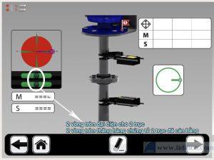 phần mềm cân bằng trục bằng laser GTI AlignPro