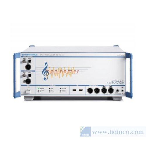máy phân tích âm thanh R&S UPV66