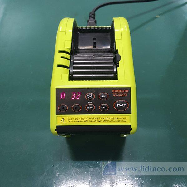 Máy cắt băng dính tự động RT-9000f