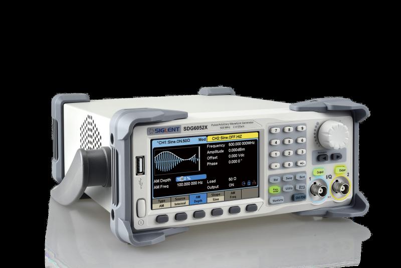 Máy phát sóng tùy ý Siglent SDG6052X