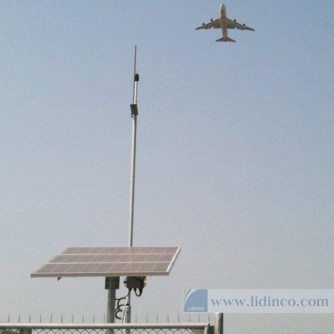 Giải pháp đo độ ồn sân bay