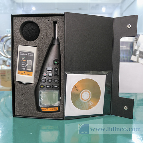 Máy đo độ ồn Placid SL-02