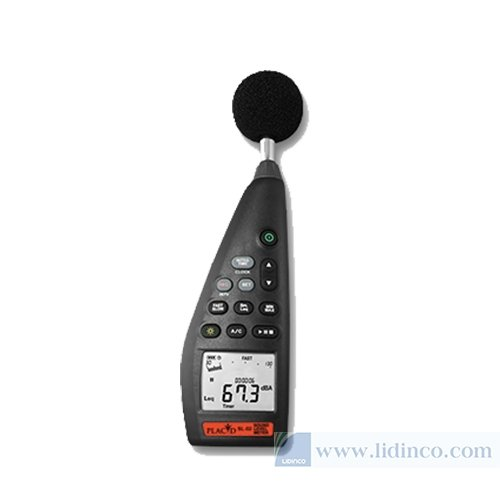 Máy đo độ ồn và phân tích dải tần PLACID SL-02