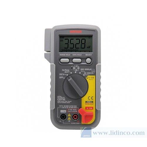 Đồng hồ vạn năng số Sanwa CD732
