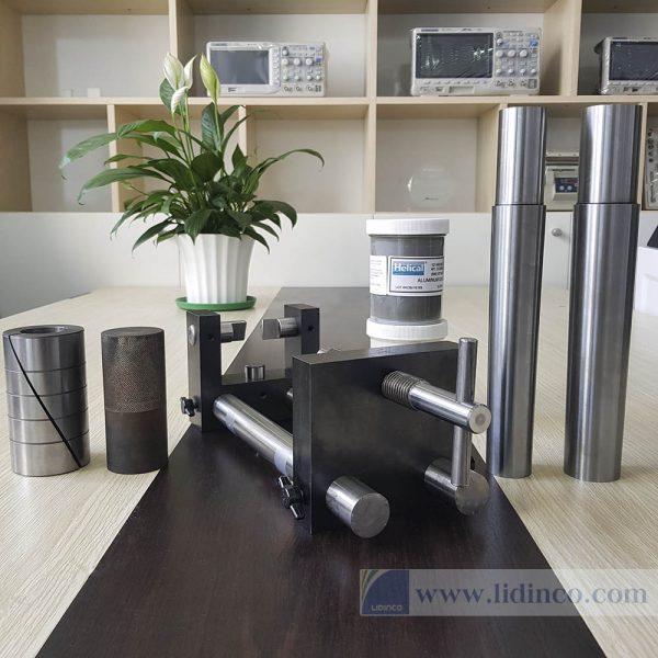 Bộ tool máy mài lỗ honing HelicalLap