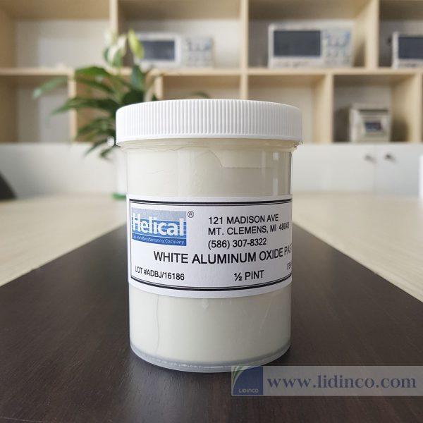 Bột nhôm mài lỗ honing trắng White Alumina Oxide