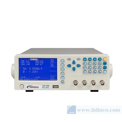 Máy đo LCR Twintex LCR7000A 500kHz