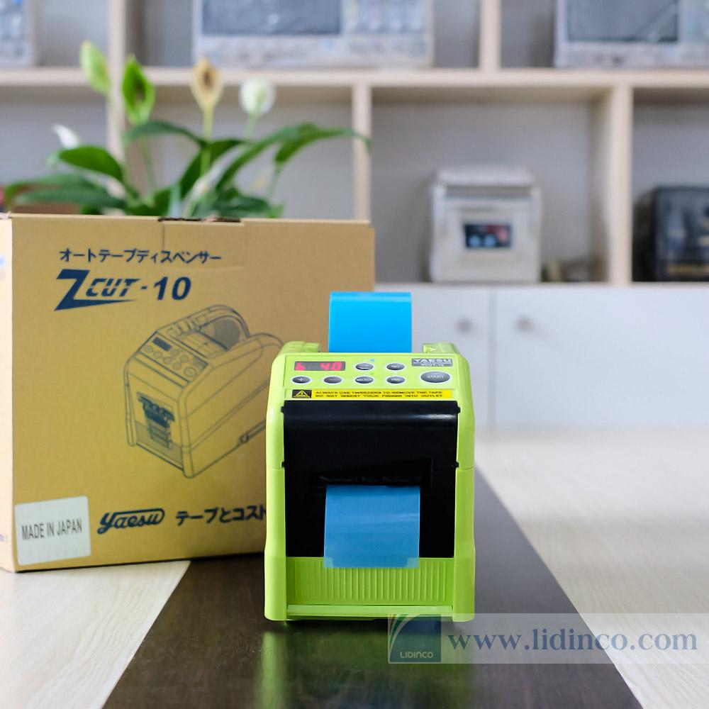 Máy cắt băng dính tự động Nhật Bản Yeasu ZCUT10