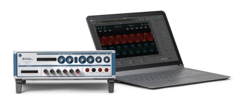 Thiết bị đo lường điện đa năng VirtualBench - National Instrument