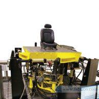 Kiểm tra chất lượng ghế ô tô bằng đo rung