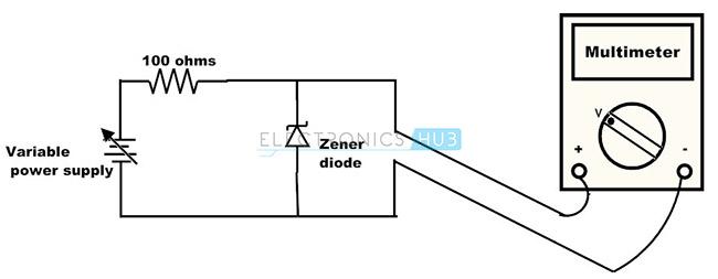 Kiểm tra diode zener bằng VOM