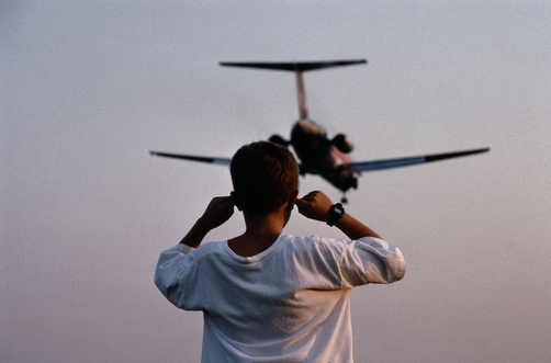 Tiếng ồn sân bay