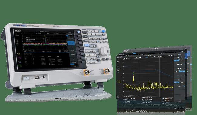 máy phân tích phổ SSA3021X