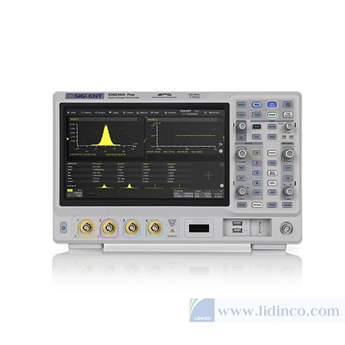 Máy Oscilloscope Siglent SDS2102X Plus