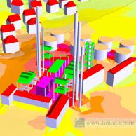 Mô phỏng tiếng ồn trong nhà ngoài trời trong công nghiệp - SoundPLAN-min