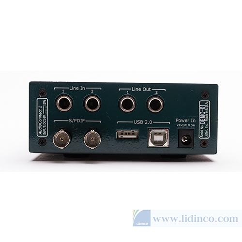 Thiết bị phân tích dữ liệu âm thanh ListenINC AudioConnectTM