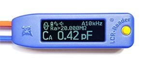 Màn hình hiển thị LCR Reader MPA 1
