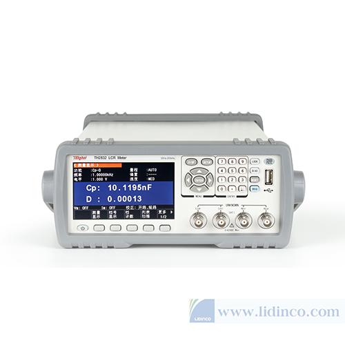 Máy đo LCR chính xác cao TH2830 Series