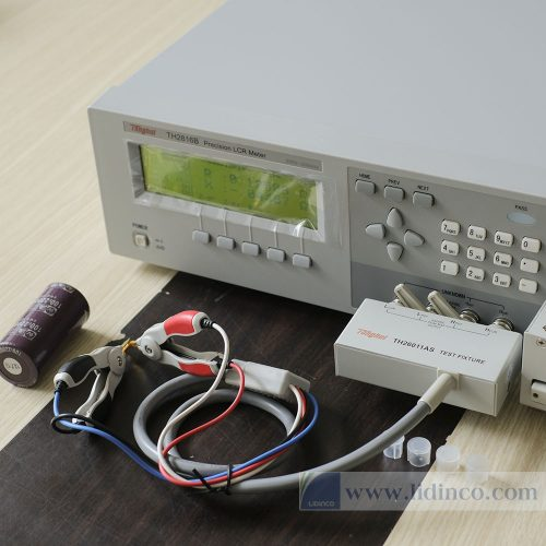 Máy đo LCR linh kiện TongHui TH2816B