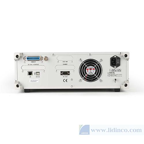 Máy đo LCR linh kiện tự động TongHui TH2829C