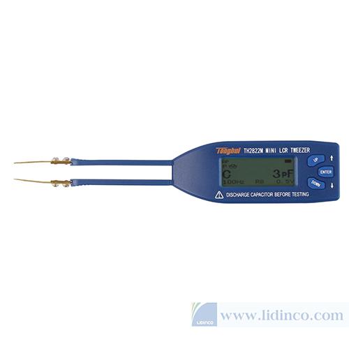 Nhíp đo LCR linh kiện TongHui TH2822M