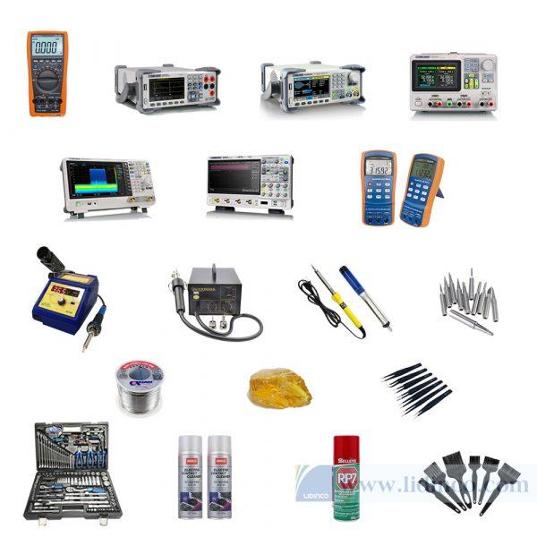 Bộ công cụ cho phòng thí nghiệm điện tử nâng cao