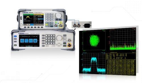 Module IQ máy phát tín hiệu SSG3000X