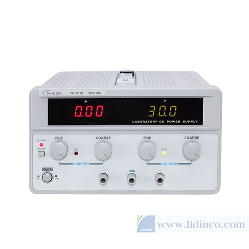 Nguồn tuyến tính cơ bản 30V 10A