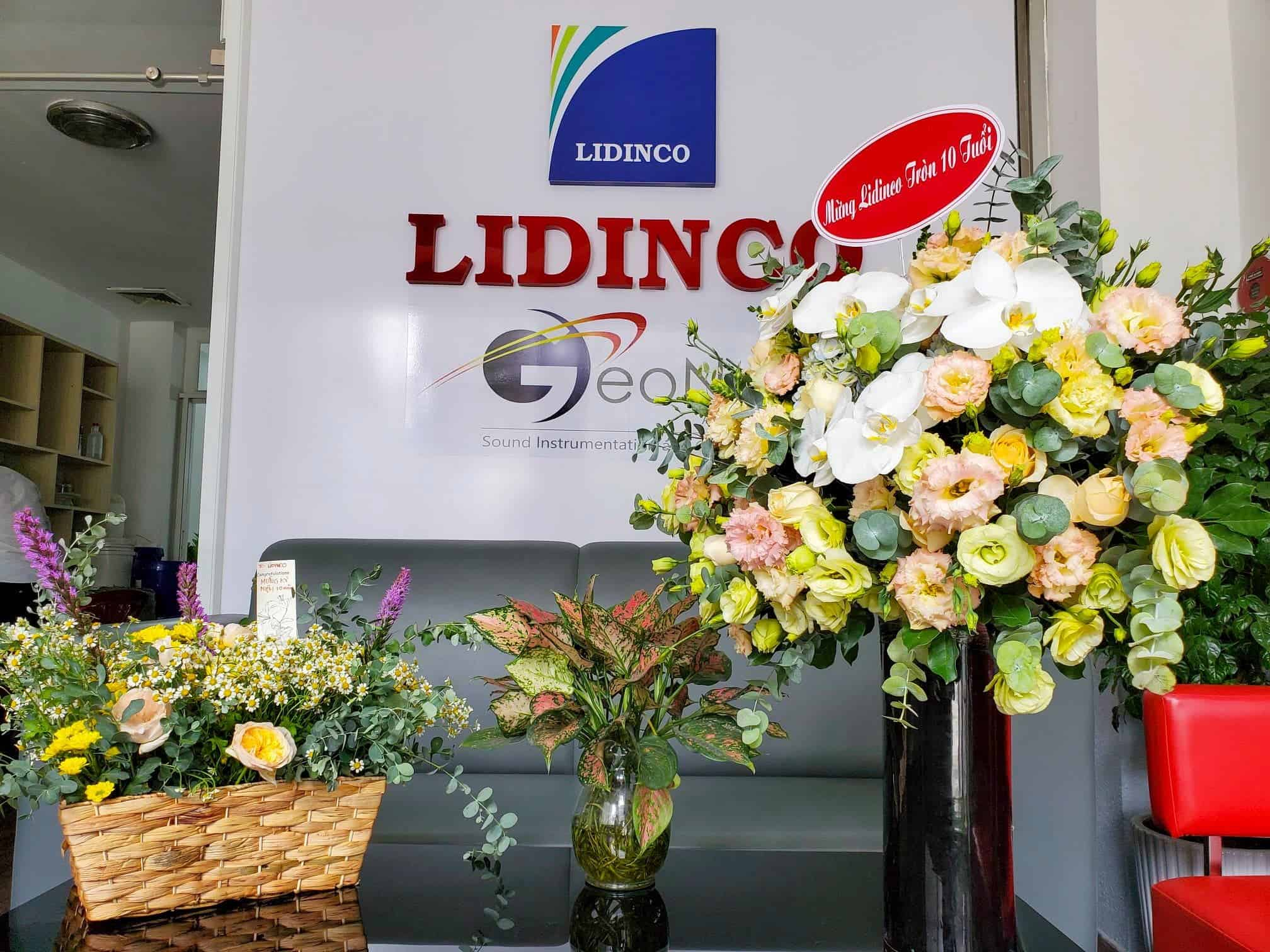 công ty Lidinco cung cấp thiết bị đo lường