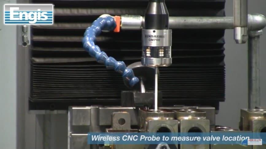 đầu dò CNC máy mài bore