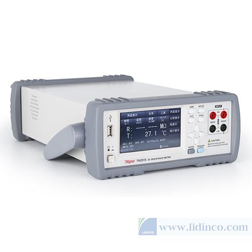 Máy đo điện trở tiếp xúc micro ohm TH2515