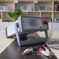 Máy đo điện trở DC TongHui TH2516 -1