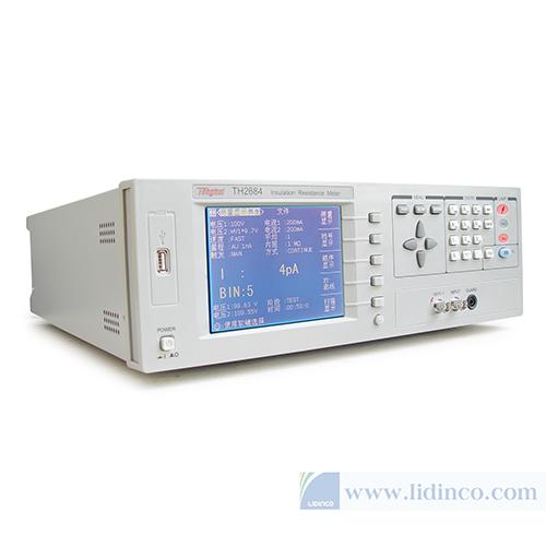 Máy đo điện trở cách điện TH2684 50TOhm -1