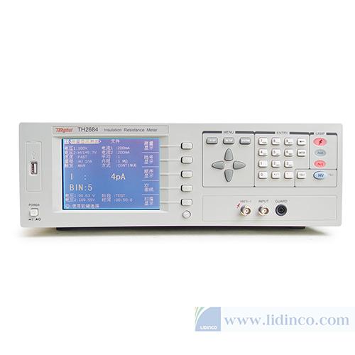 Máy đo điện trở cách điện TH2684 50TOhm
