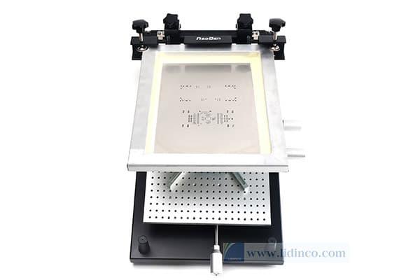 neoden fp2636 stencil printer no frame version