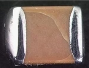 vết nứt trên tụ điện trong quá trình hàn reflow soldering