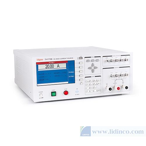 Nguồn dòng điện DC Bias kiểm tra cuộn dây TH1778B -1